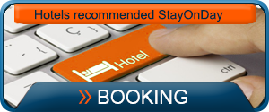 Hotels recommended StayOnDay